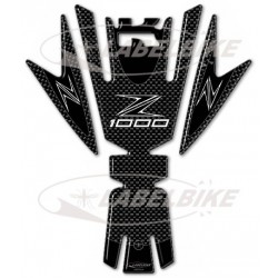 3D TANK PROTECTION STICKER FOR KAWASAKI Z 1000 2014/2016