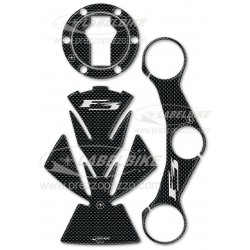 3D STICKERS TANK PROTECTION, CAP, STEERING PLATE FOR MV AGUSTA F3