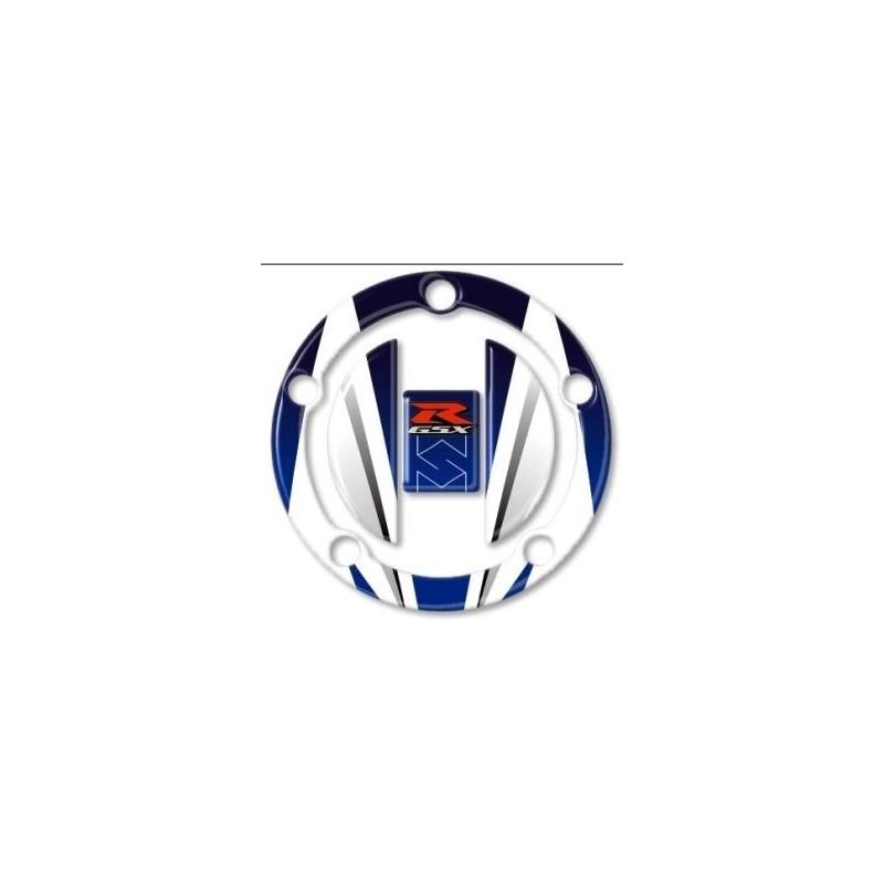 ADESIVO 3D PROTEZIONE TAPPO SERBATOIO PER SUZUKI GSX-R 600/750 2006/2015