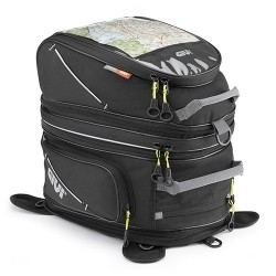 GIVI EA103B TANK BAG EXPANDABLE AND DIVIDED CAPACITY 25 + 15 LITERS