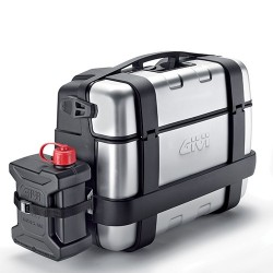 GIVI TANK 2,5 LITERS APPROVED FOR THE TRANSPORT OF WATER, FUEL AND OIL