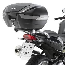 BRACKETS GIVI SR5109 FOR FIXING MONOKEY TRUNK FOR BMW F 800 GT 2012/2019, F 800 ST 2007/2014
