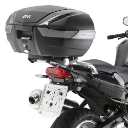 GIVI SR5109 BRACKETS FOR FIXING THE MONOKEY CASE FOR BMW F 800 GT 2012/2019, F 800 ST 2007/2014
