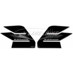 3D STICKERS TANK SIDE PROTECTIONS FOR SUZUKI V-STROM 650 2017/2019