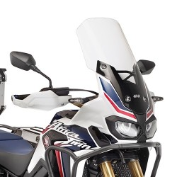 WINDSHIELD GIVI FOR HONDA AFRICA TWIN 1000 2016/2019, TRANSPARENT