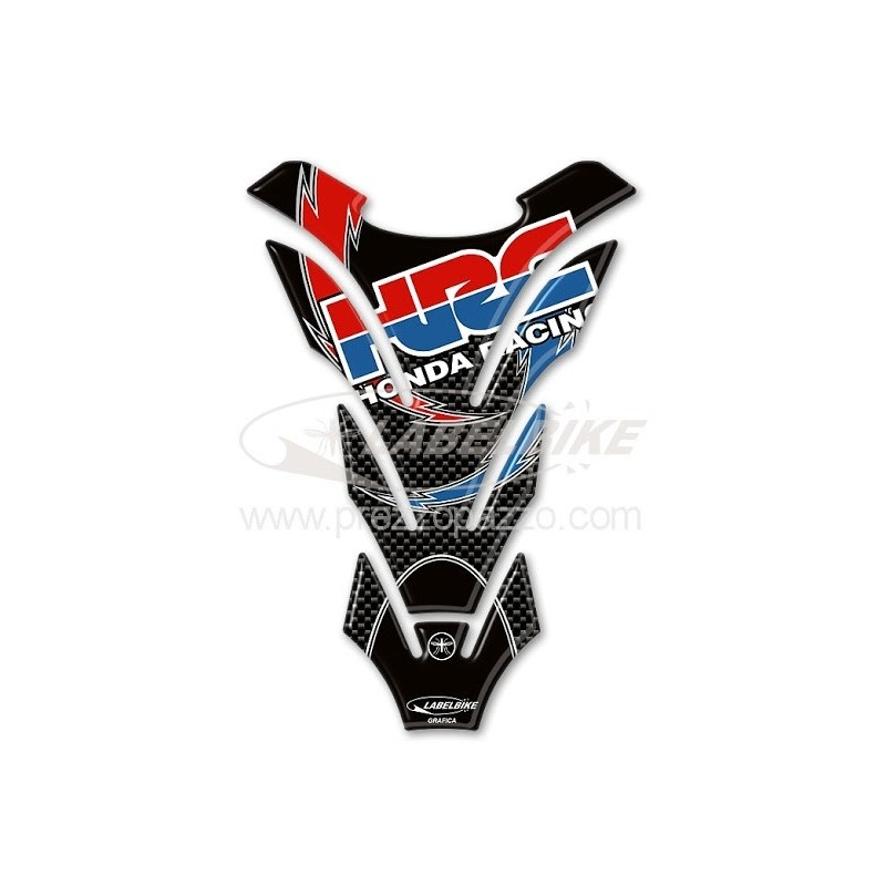 3D STICKER TANK PROTECTION FOR HONDA HRC