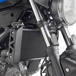 GIVI RADIATOR PROTECTION FOR SUZUKI SV 650 2016/2019, BLACK COLOR
