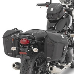 GIVI FRAME SPECIFIC TO FIX PAIR OF SIDE BAGS MT501 FOR TRIUMPH STREET TWIN 900 2016/2019