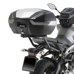 BRACKETS GIVI 2115FZ FOR FIXING MONOKEY TRUNK AND MONOLOCK FOR YAMAHA XSR 900 2016/2019