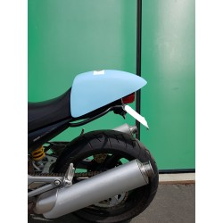 SEAT COVER SINGLE SEAT UNIVERSAL CAFE RACER