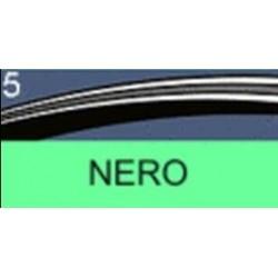 """KIT ADHESIVE EDGES FOR WHEEL CIRCLES FOR APRILIA RSV THUNDER 17"""" BLACK"""