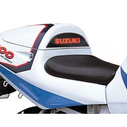 3D STICKER REAR NAIL PROTECTION SEAT COVER FOR SUZUKI