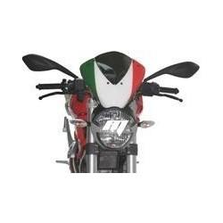 CUPOLINO FABBRI SERIE GEN-X TOURING PER DUCATI MONSTER 696 2008/2011, MONSTER 796 2010/2013, MONSTER 1100 2009/2010