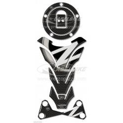3D STICKERS PROTECTION TANK, CAP, HANDLEBAR RISER FOR KAWASAKI Z 750 Z 1000 UNTIL 2006