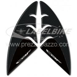 3D SIDE PROTECTORS STICKERS FOR HONDA CBF 600 2004/2007, CBF 600 N 2008/2010