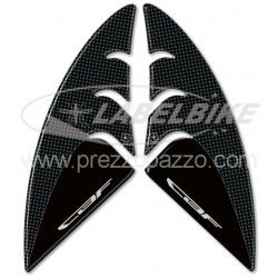 3D STICKERS SIDE PROTECTIONS FOR HONDA CBF 600 2004/2007, CBF 600 N 2008/2010
