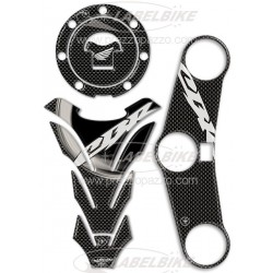 3D STICKERS TANK PROTECTION, CAP AND STEERING PLATE FOR HONDA CBR 600 RR 2005/2006