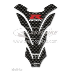 3D STICKER TANK PROTECTION FOR SUZUKI GSX-R CARBON