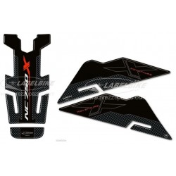 3D STICKER TANK AND SIDE PROTECTION FOR HONDA NC 750 X 2016/2020