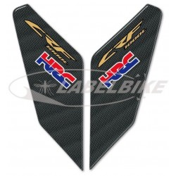 3D STICKERS FRONT FENDER PROTECTIONS FOR HONDA AFRICA TWIN