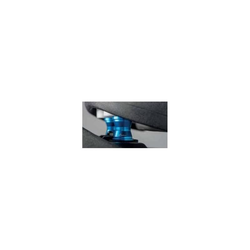 DISTANZIALI SELLA PILOTA LIGHTECH PER YAMAHA T-MAX 500 2008/2011, T-MAX 530 2012/2016