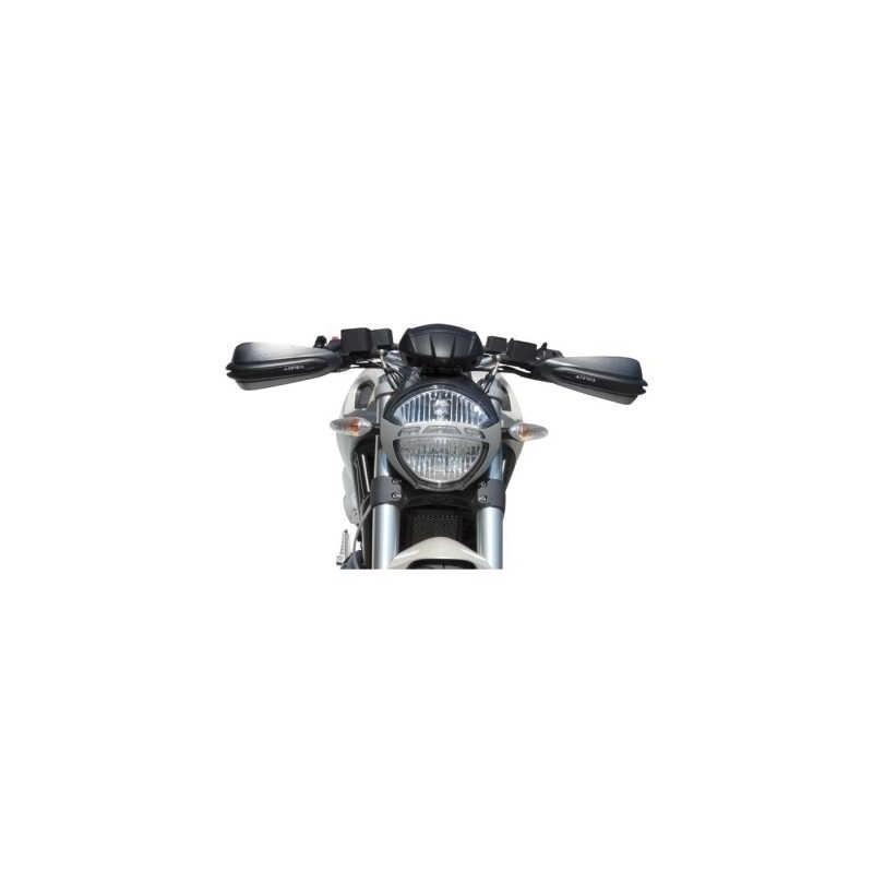 PARAMANI ACERBIS DUAL ROAD CON ATTACCHI SPECIFICI PER KTM SUPERMOTO 950 ADVENTURE 2002/2005, 990 ADVENTURE 2015/2016