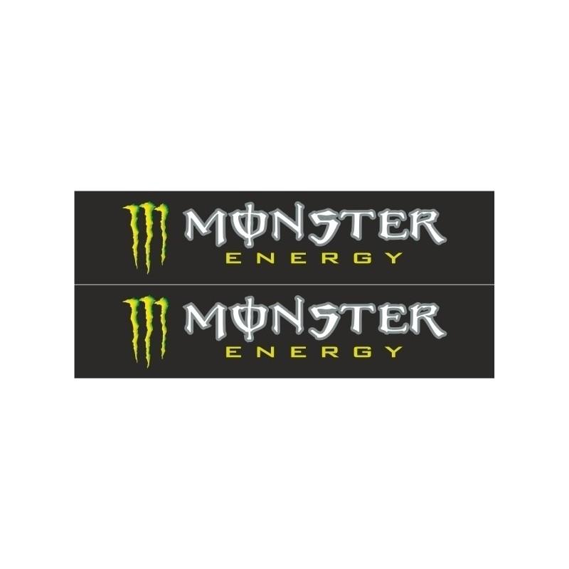 VINYL STICKERS FOR MONSTER SWINGARM CM 5 X 22.5