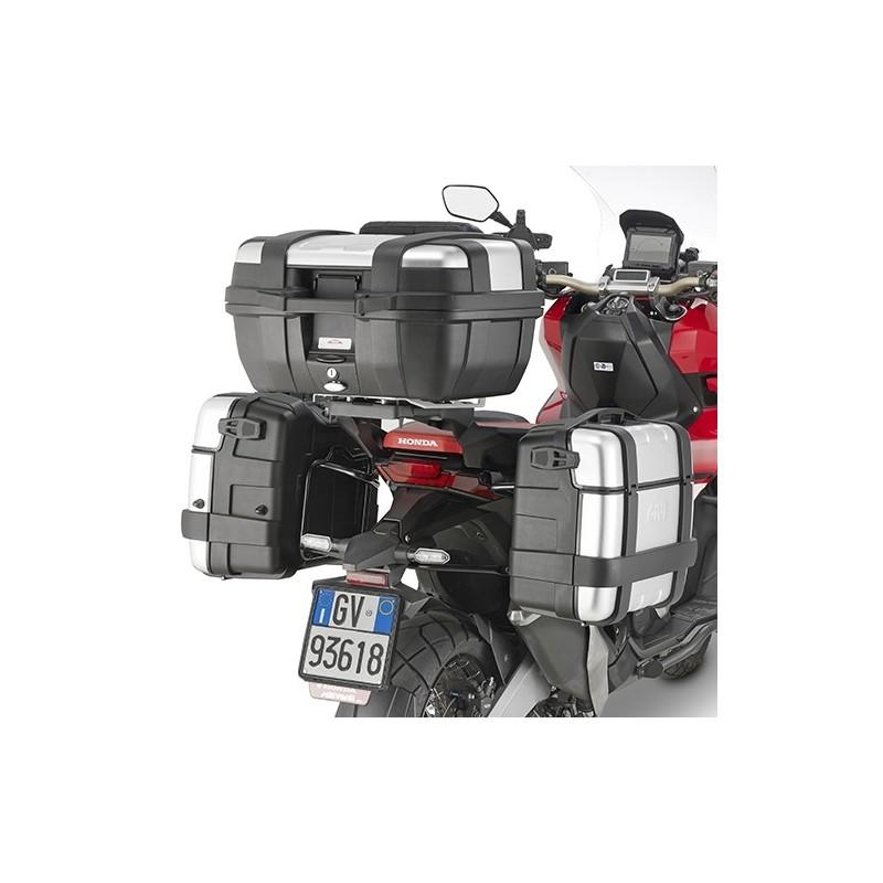 PORTAVALIGIA TUBOLARE LATERALE PL1158 PER VALIGIE LATERALI MONOKEY PER HONDA X-ADV 750 2017/2018