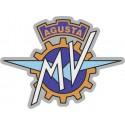 PATCH ADESIVA IN STEMMA MV AGUSTA 9.8 x 6.1 cm