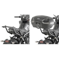 GIVI 2132FZ BRACKETS FOR FIXING THE MONOKEY AND MONOLOCK CASE FOR YAMAHA MT-09 2017/2020