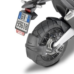 ADDITIONAL REAR FENDER GIVI IN ABS FOR HONDA X-ADV 750 2017/2020