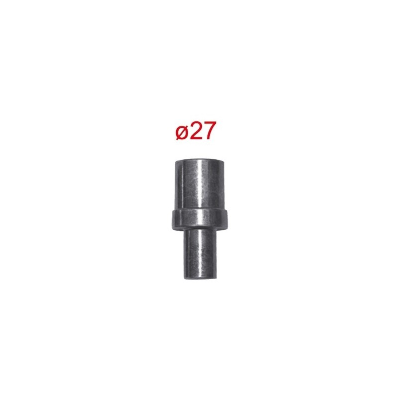 PIN FOR FRONT STAND UNDER PANEL FS-11 FOR MOTORCYCLE WITH HOLE DIAM. 27 mm