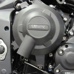 GB RACING CLUTCH COVER PROTECTION FOR TRIUMPH STREET TRIPLE 675 R 2013/2016