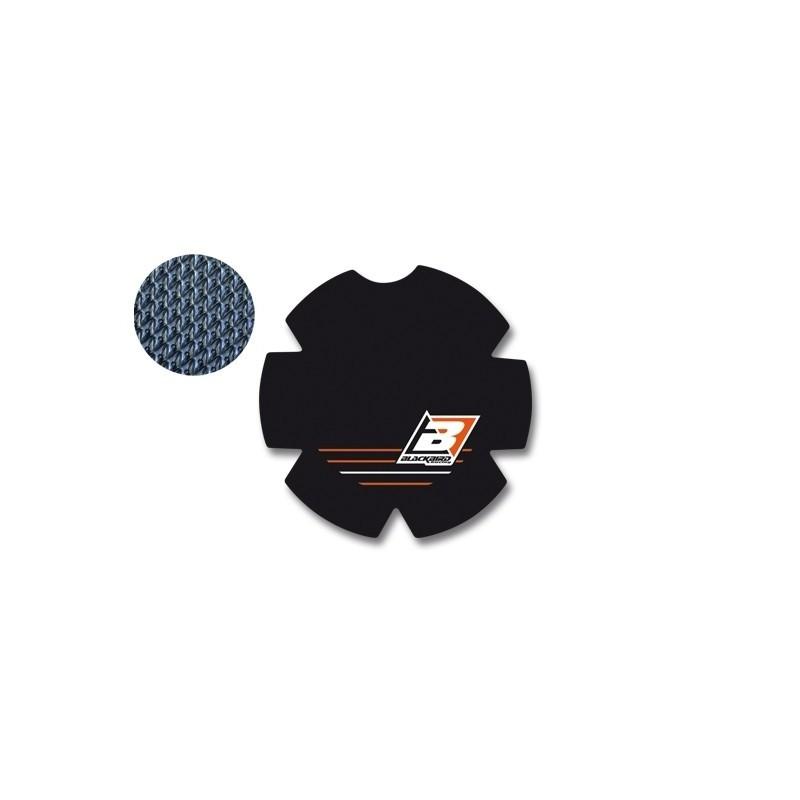 ADESIVO PER CARTER FRIZIONE BLACKBIRD PER KTM EXC/EXC-F 250 2017/2018, EXC 300 2017/2018