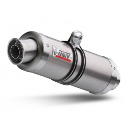 EXHAUST MIVV GP TITANIUM FOR HONDA NC 750 S/X 2016/2019, APPROVED