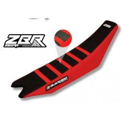 SADDLE COVER BLACKBIRD ZEBRA MODEL FOR BETA MODELS RR (2 TIMES / 4 TIMES) 2013/2018