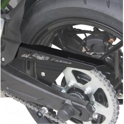 CARTER CATENA BARRACUDA PER KAWASAKI Z 650 2017/2018, NERO