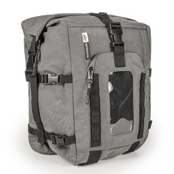 EXTENDABLE TANK BAG KAPPA RA315 CAPACITY 20 LITERS COLOR GRAY