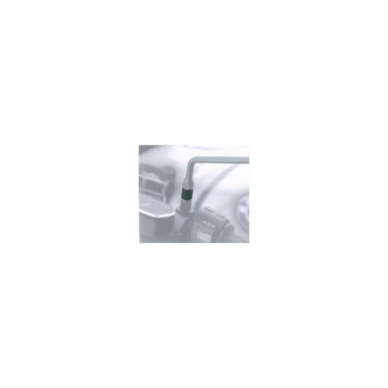 ADATTATORE BS814B PER SPECCHIETTI RIZOMA TRIUMPH THRUXTON 1200 R 2016/2019