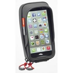 PORTA SMARTPHONE GIVI CON AGGANCIO A MANUBRIO (81x160 mm)