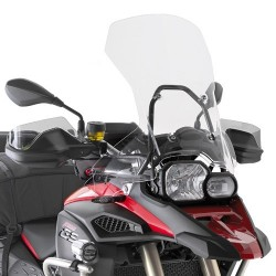 KAPPA CUPOLINO FOR BMW F 800 GS ADVENTURE 2013/2018, TRANSPARENT