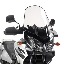 WINDSCREEN KAPPA FOR SUZUKI V-STROM 650 2004/2011, TRANSPARENT