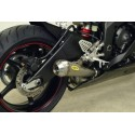 ARROW COMPLETE EXHAUST SYSTEM WITH TITANIUM TERMINAL FOR YAMAHA R6 2006/2007
