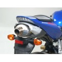 ARROW RACE-TECH ALUMINUM EXHAUST TERMINAL FOR HONDA CBR 600 RR 2005/2006, APPROVED