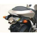 EXHAUST TERMINAL ARROW RACE-TECH TITANIUM FOR KAWASAKI ZX-6R 636 2005/2006, APPROVED