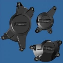 GB RACING ENGINE PROTECTION KIT FOR SUZUKI GSX-R 1000 2009/2011