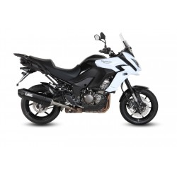 EXHAUST TERMINAL MIVV SPEED EDGE BLACK FOR KAWASAKI VERSYS 1000 2015/2018, APPROVED