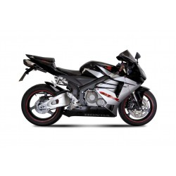 MIVV SOUND STAINLESS STEEL EXHAUST SYSTEM FOR HONDA CBR 600 RR 2005/2006, APPROVED