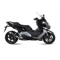MIVV GP EXHAUST TERMINAL IN CARBON FOR BMW C 600 SPORT 2012/2015