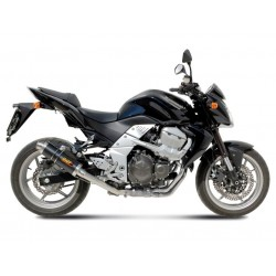 MIVV GP EXHAUST TERMINAL IN CARBON FOR KAWASAKI Z 750 2007/2012, APPROVED
